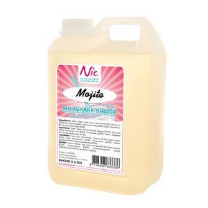 Mojito Milkshake Sirup