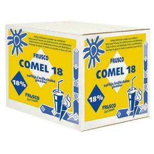 Basis eismix vanille pulver comel 18