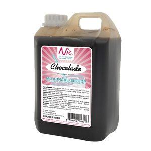 Shakesirups schokolade