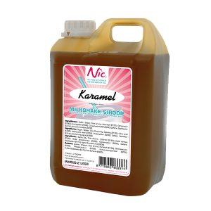 Shakesirups toffee karamell